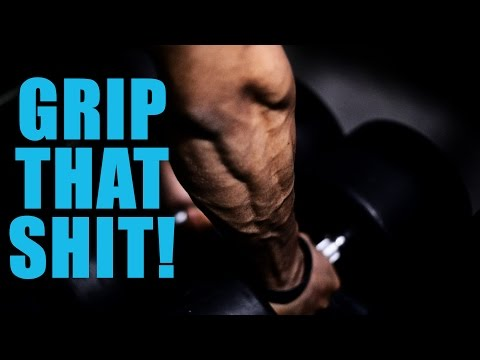 ULTIMATE Grip Technique: Weights will never slip again! (NOT HookGrip)
