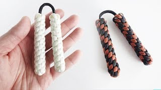 Download How to Make Paracord Mini Nunchucks | Skill Toy / Fidget Toy Tutorial Video