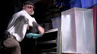 Science Behind Wet Towel Snaps | MythBusters