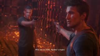 Uncharted™ 4: A Thief's End story chapter 22 final boss (a thevies End )