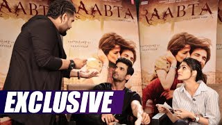 Raabta | Kriti Sanon SHOCKED as a fan turns up with love letters | Sushant Singh Rajput | Kriti