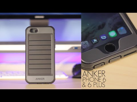 Otterbox iPhone 6 Killer: Anker Ultra Protective Case