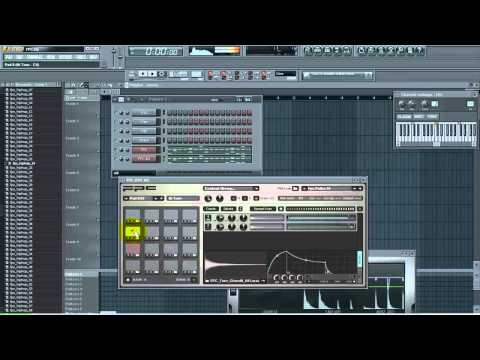 Adding Samples to FPC and saving a drum kit preset in FL Studio