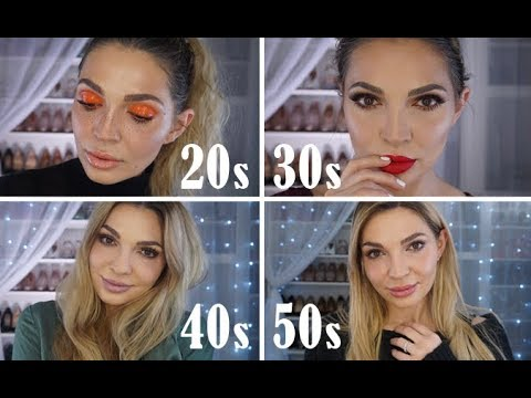 MAKEUP + SKINCARE for 20s 30s 40s & 50s
