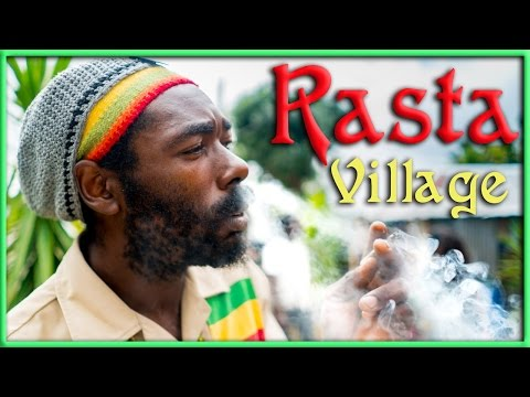 REMOTE RASTAFARIAN VILLAGE | Blue Mountains, Jamaica