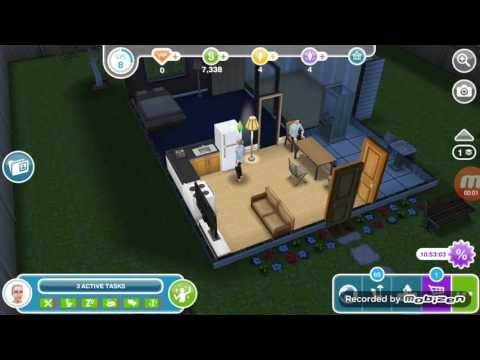 Sims - Quick rinse in a shower