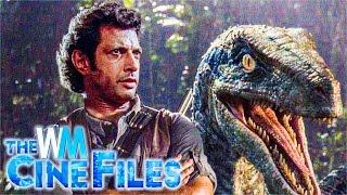 Jurassic World 2 is Bringing Back JEFF GOLDBLUM! – The CineFiles Ep. 18