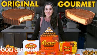 Pastry Chef Attempts to Make Gourmet Reese