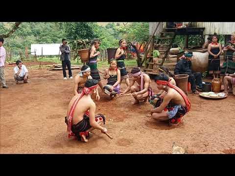 Tribal dance, Khmer tribal music, Tribal music, Khmer tribal dance, Cambodian tribal dance, Mondulki