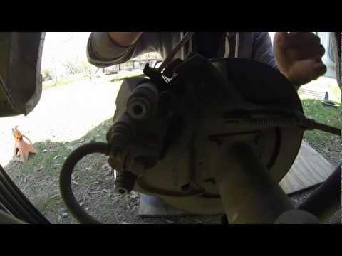 F-150 Rear Brake Replacement