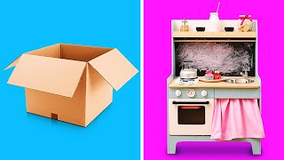 20 EASY CARDBOARD CRAFTS FOR YOU AND YOUR KIDS