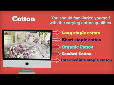 Bedding Buying Guide