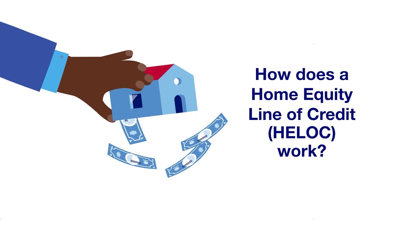 How does a Home Equity Line of Credit (or a HELOC) Work