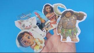 Disney Moana Finger Family Song | Fun Nursery Rhymes for Kids