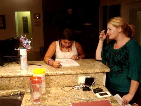 Hayley getting Justin Bieber concert tickets!
