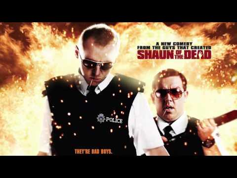 how HOT FUZZ changed my life