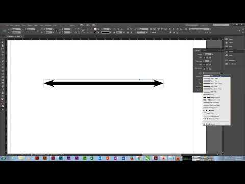 How to Design Arrows in Adobe Indesign CC