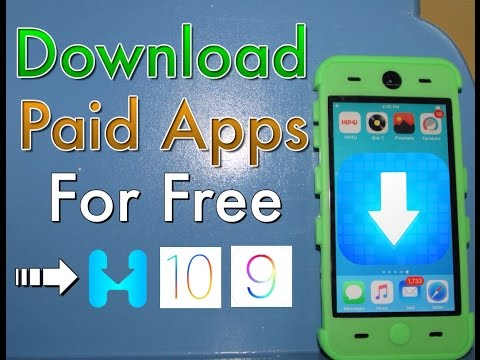 How To Download Paid Apps For Free On iOS 9 10 No Jailbreak