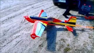 30cc Yak 55 Redwing RC DLE 30 - Pilot Jake Fahn - PakVim net