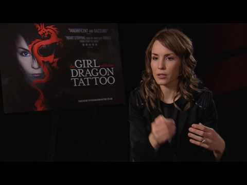 The Girl with the Dragon Tattoo hits UK screens