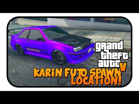 GTA 5 1.31 How To Find The Karin Futo! - Rare & Secret - (Spawn Location!)