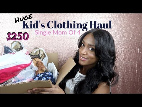 Huge Spring / Summer Children's Clothing Haul / Children's Place / Walmart / Target /