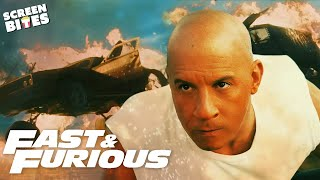 10 Minutes of Fast & Furious Crashes | ABSOLUTE CARNAGE | SceneScreen