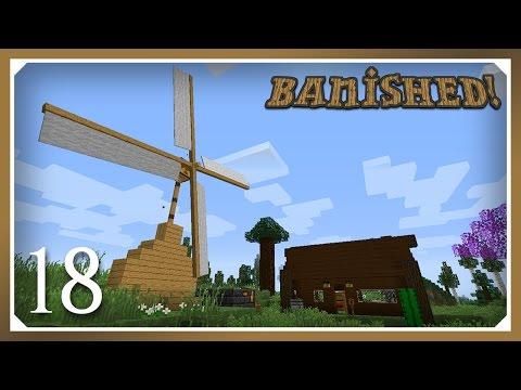 Minecraft Banished Modpack | We're Back! | E18 (Harsh Survival Minecraft 1.10.2)