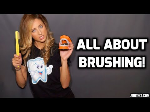 Brushing, Toothbrushes and Tongue Scrapers!