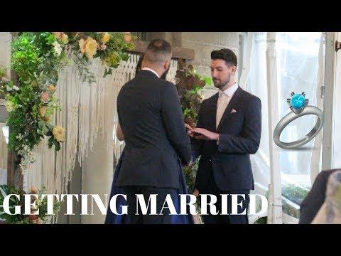 A DeVita-Riggs Wedding