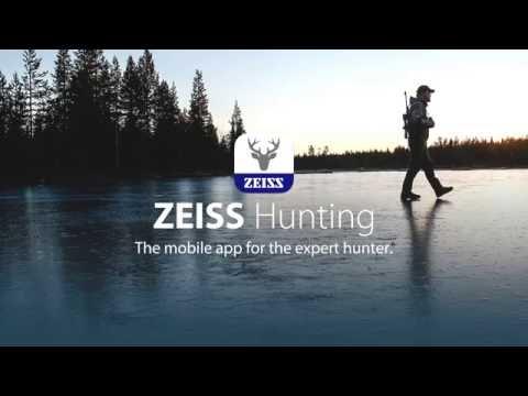 ZEISS Hunting App: Change language