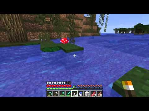 How to get Lily Pads - Minecraft