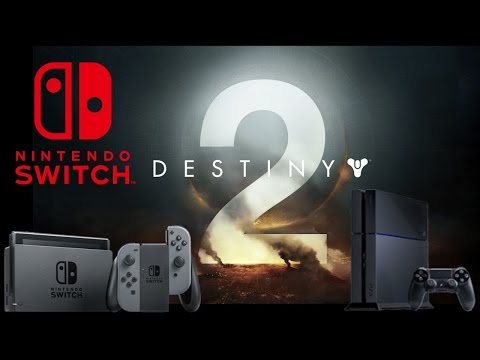 Switch Sold 500,000 Units in 4 Weeks Over PS4: Destiny 2 Leak Confirms Story, DLC Switch Loses data