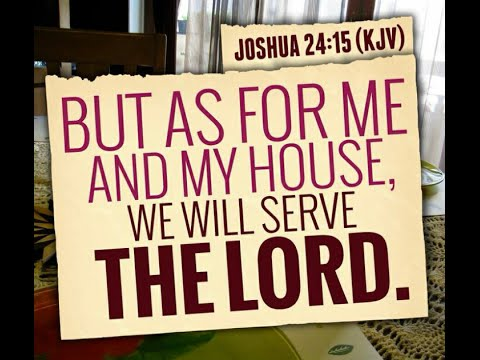 SERVE GOD!!!! (THE WORK OF THE LORD) 1 CORINTHIANS 15:58