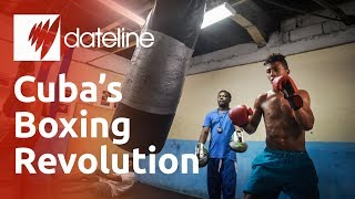 Cuba has finally lifted its 52 year ban on professional boxing, inspiring a new generation of patriotic fighters.  For more on Thai Neave
