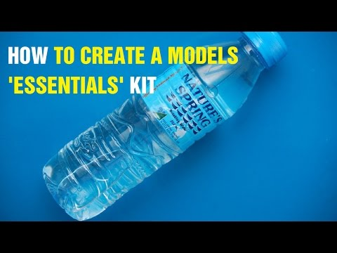 How to Create a Models 'Essentials' Kit