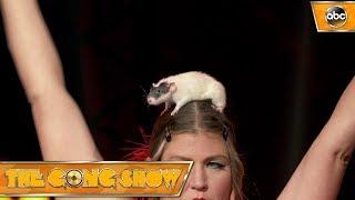 Cirque Du Sewer – The Gong Show