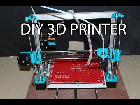 How to make 3D printer