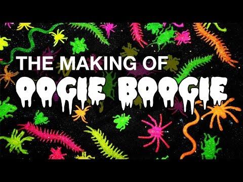 MAKING THE BOOGEYMAN | DIY Oogie Boogie Halloween Costume