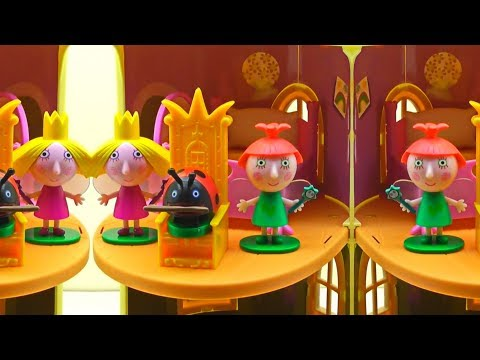 Ben And Holly's Little Kingdom New Episodes Thistle Castle Holly's Playset