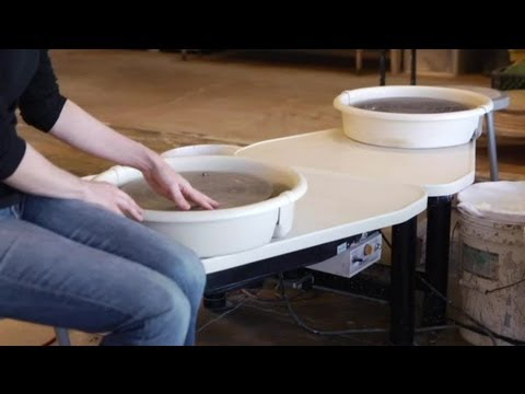 Parts of a Pottery Wheel : Making Pottery