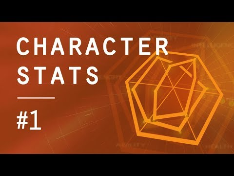 Download Character Stats in Unity #1 - Base Implementation