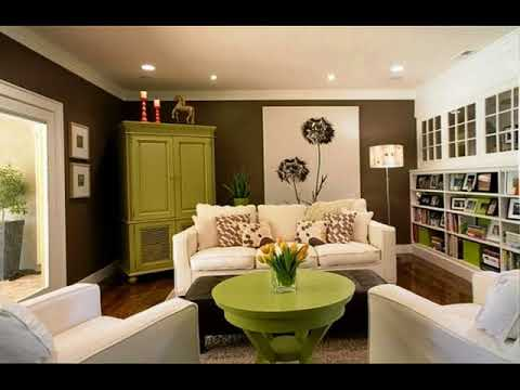 Lime Green Living Room ideas