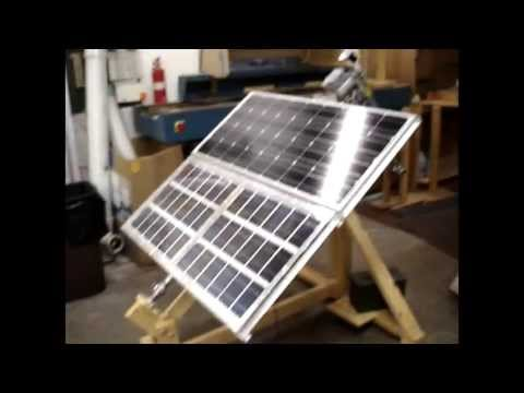 Solar Tracker Assembly and Walk-through