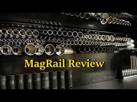Tool Organizer Review: MagRail