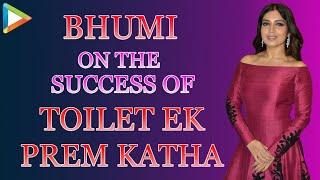 Ecstatic Bhumi Pednekar