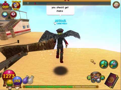 HOW TO MAKE GOLD FAST ON WIZARD101