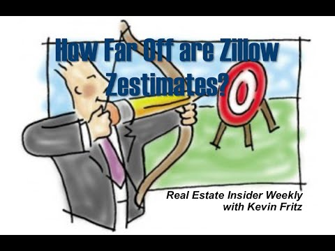 Why Zillow Zestimates Are Wrong and How to Explain It