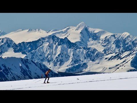 Skiing in June - Eagle Glacier