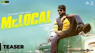 Download Mr.Local Official Teaser | Sivakarthikeyan, Nayanthara | Hiphop Tamizha | M. Rajesh Video